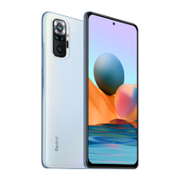 Xiaomi Redmi Note 10 Pro 6/128GB (NFC) Blue/Синий Global Version