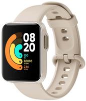 Умные Часы Xiaomi Mi Watch Lite (Beige) REDMIWT02 (BHR4706RU)